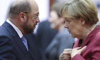 Σουλτς σε Μέρκελ: Είσαι η μεγαλύτερη ηττημένη