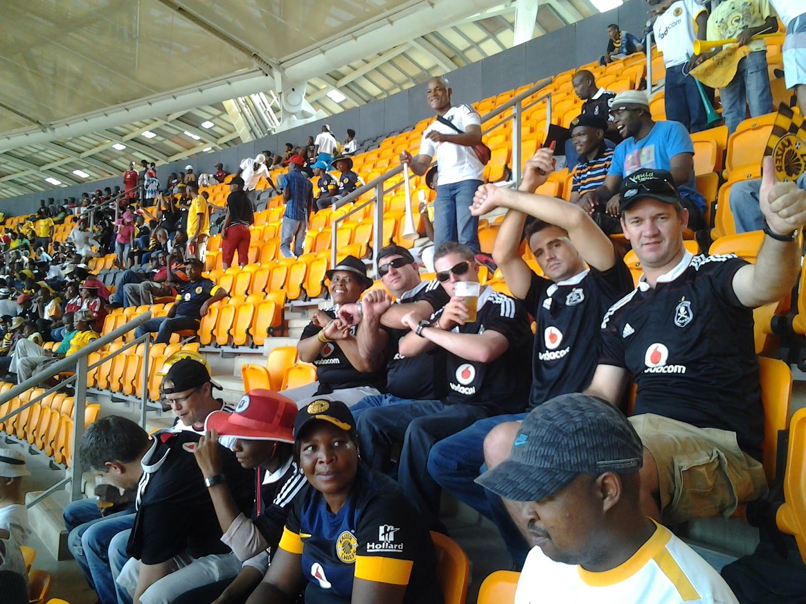 Pirates Vs Chiefs: Audio Visual Centre: Pirates Vs Chiefs