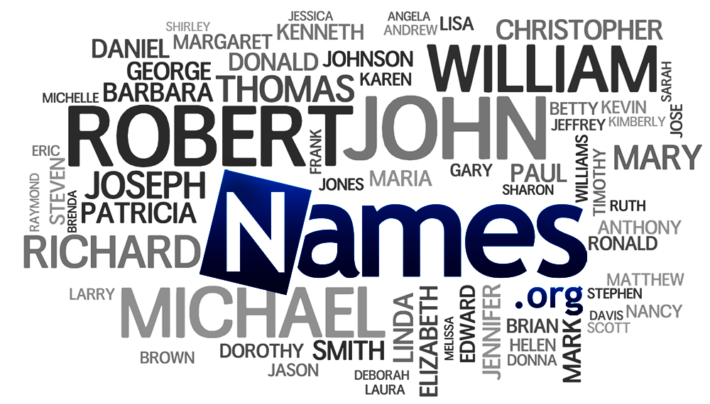A New Resource for Names