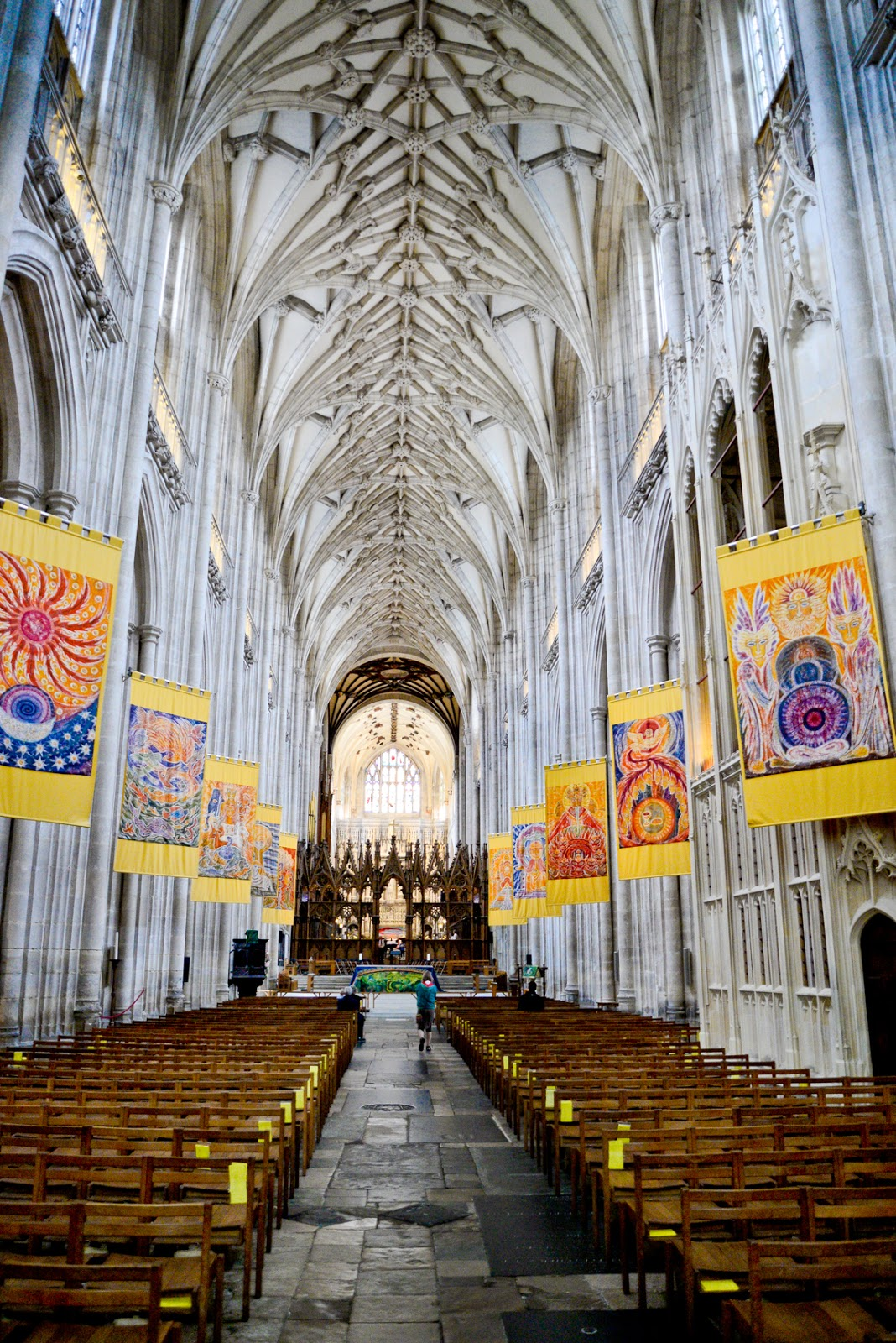 Winchester cathedral, winchester,
