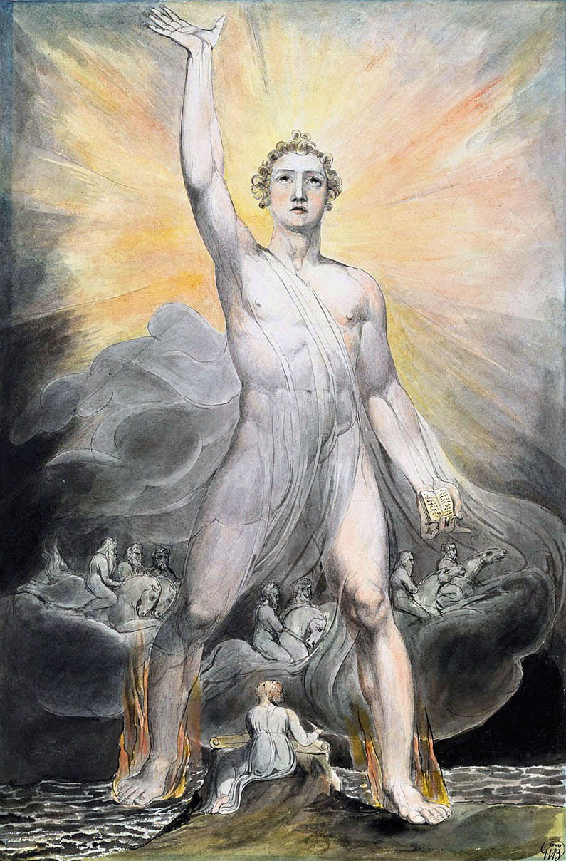10 Most Famous Poems by William Blake