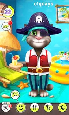 Tải My Talking Tom - Game Mèo Tom Trên Điện Thoại, PC e