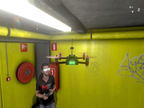 Liftoff FPV Drone Racing Game Free Download