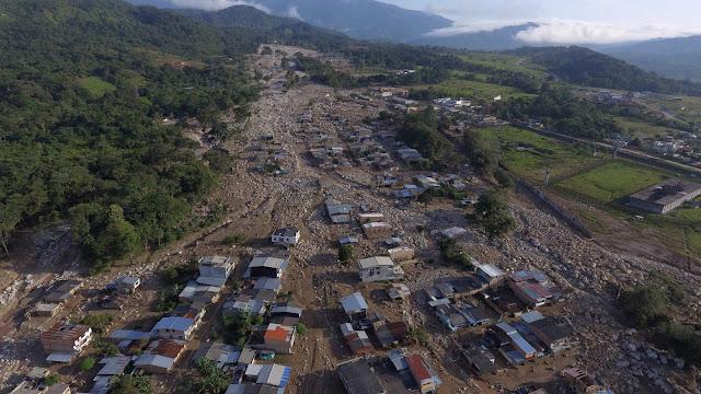 lluvias e inundaciones en Colombia