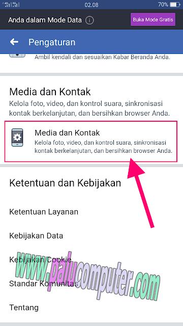 video fb terputar otomatis