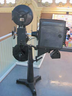 An Original Projector.