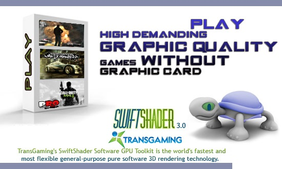 Swiftshader 4. 0 free download for windows 7 32-bit by.