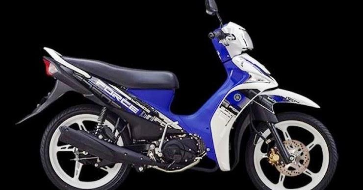 Yamaha Force, Torsi Lebih Bertenaga, Desain Lebih Sporty