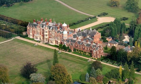 Queen's Sandringham Estate
