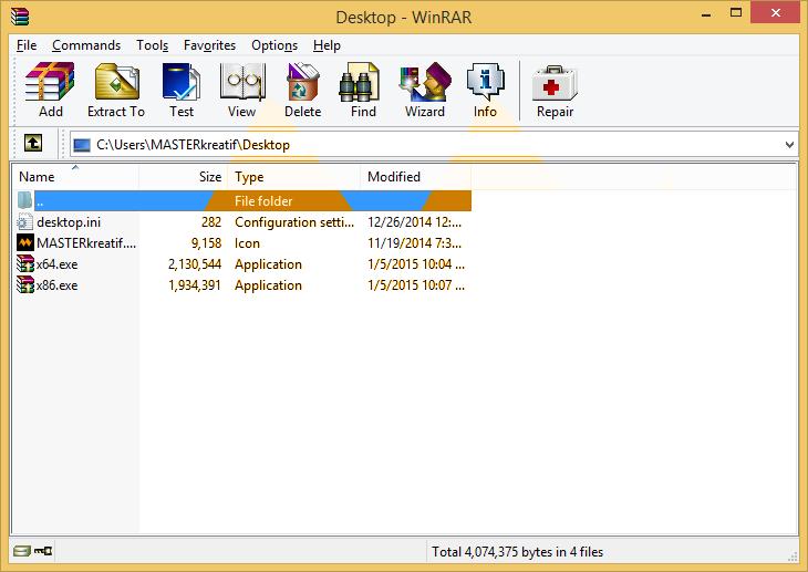 WinRAR 5.20 Full