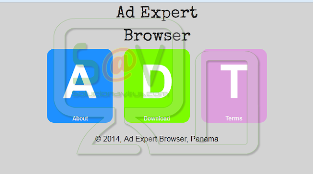 Ad Expert Browser (Adware)