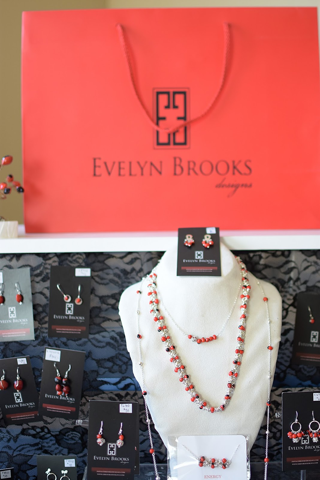 Evelyn Brooks, Blogger event, peruvian jewlery, jewelry event, evelyn brooks designs, blogger shopping