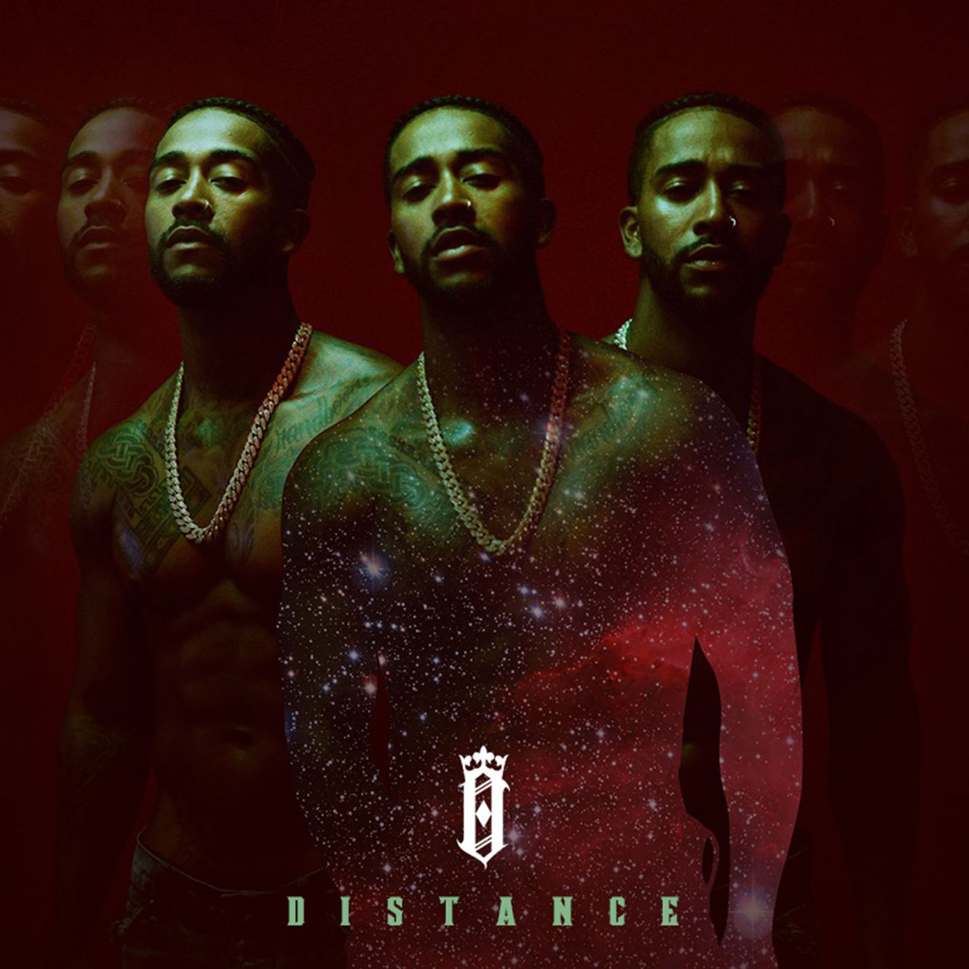 Omarion - Distance - Single Cover