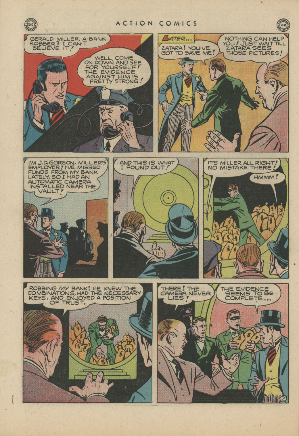 Read online Action Comics (1938) comic -  Issue #83 - 43