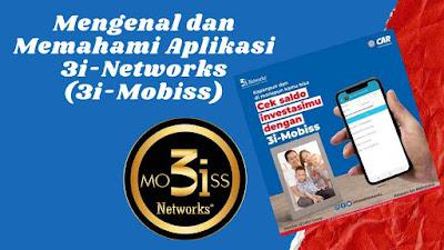 Mengenal dan Memahami Aplikasi 3i-Networks (3i-Mobiss)