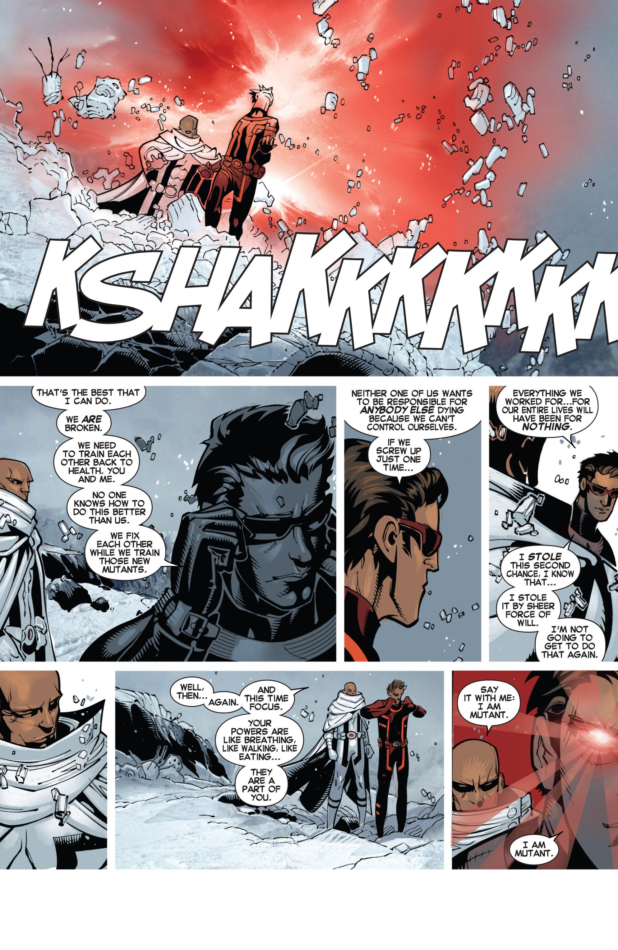 Read online Uncanny X-Men (2013) comic -  Issue # _TPB 2 - Broken - 53