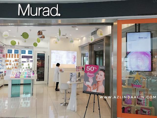 PENGALAMAN FACIAL DI MURAD EMPIRE SUBANG JAYA :  VITAMIN C QUENCHING FACIAL, Harga Facial di Murad, Facial di Murad,