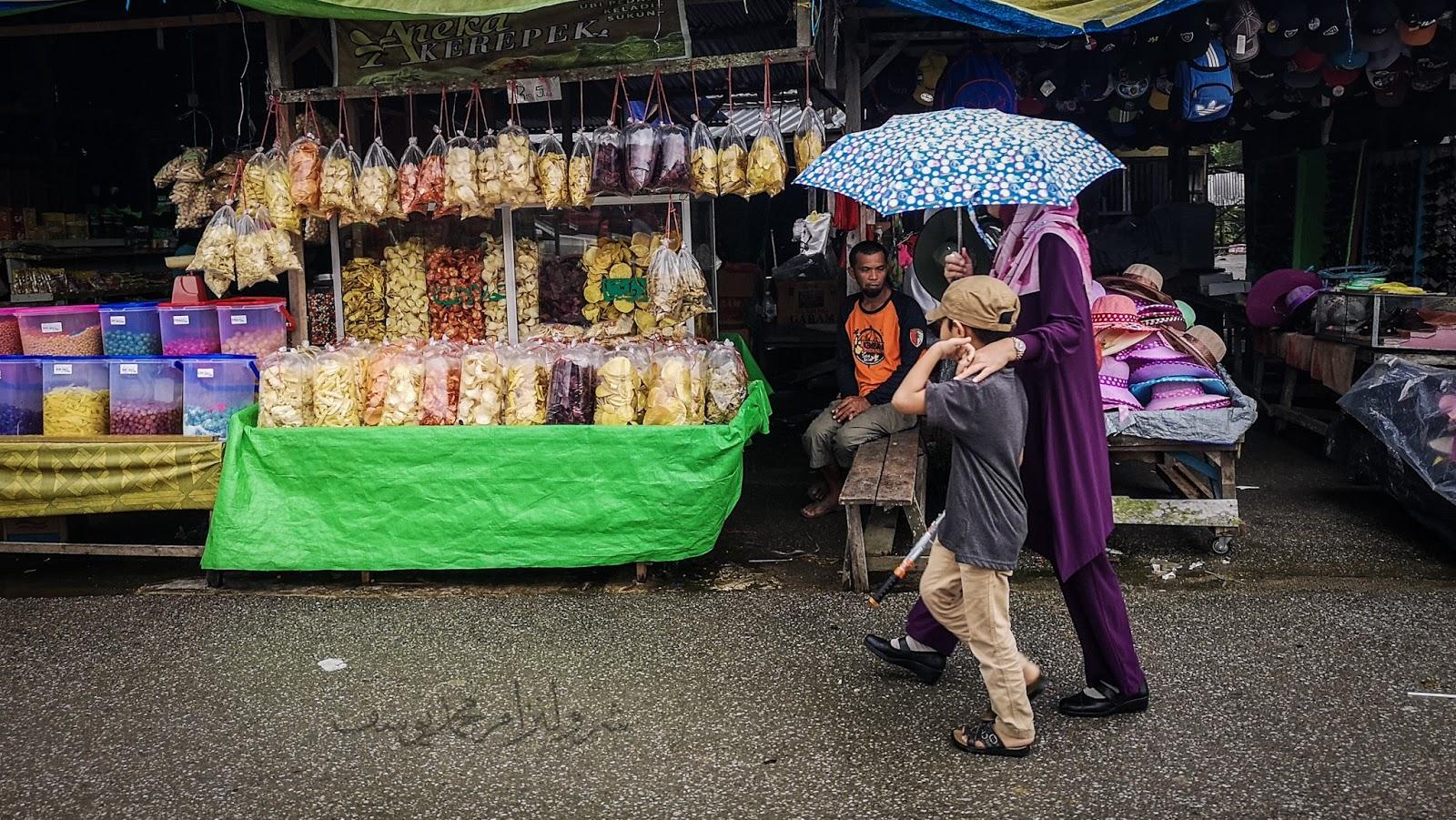 Pasar Serikin, Bau, Sarawak - 2
