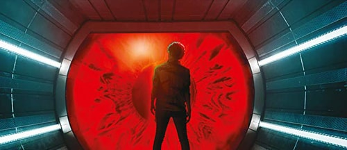 Trailers, promos, clip, featurettes, images and posters for the horror sci-fi series NIGHTFLYERS (2018...