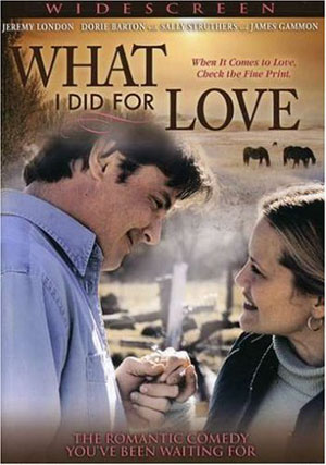 What I Did for Love (2006)