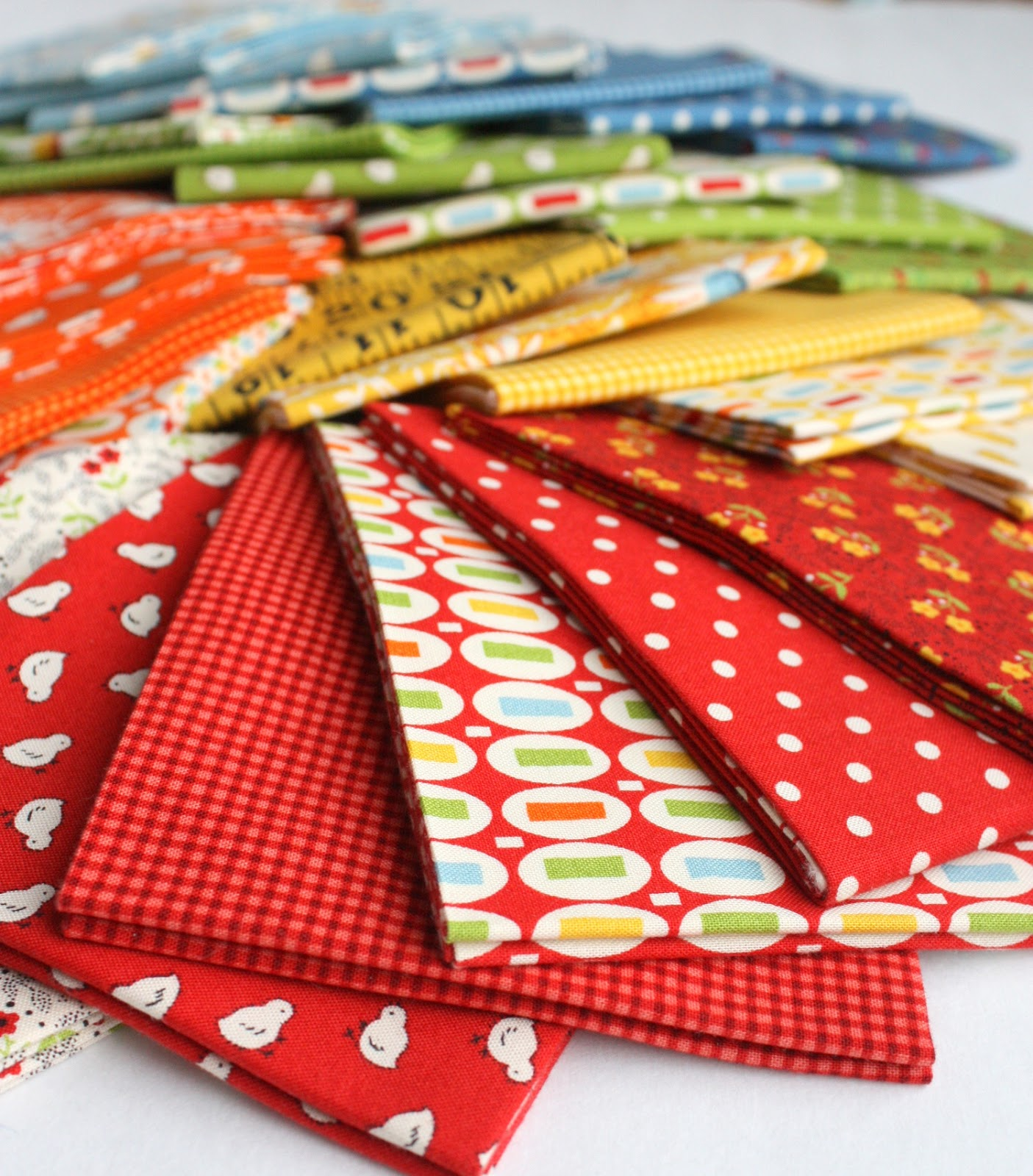 ee508a1c32 Playing with new fabric - Diary of a Quilter - a quilt blog