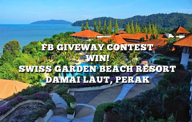 Ays 2nights Stay Voucher At Swiss Garden Beach Resort Damai Laut Perak