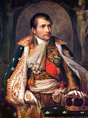 Napoleon I of France by Andrea Appiani, 1805
