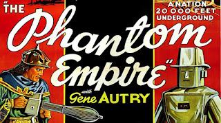Serie El Imperio Fantasma - 1935