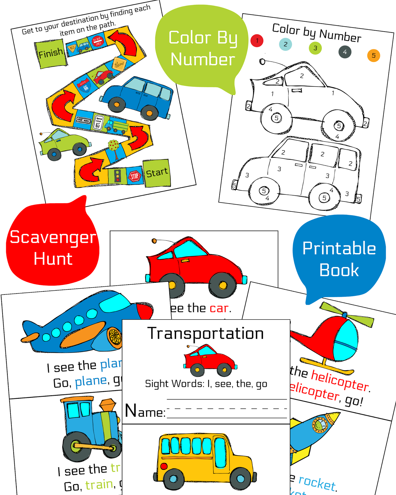 the life of jennifer dawn road trip printable activities for kids
