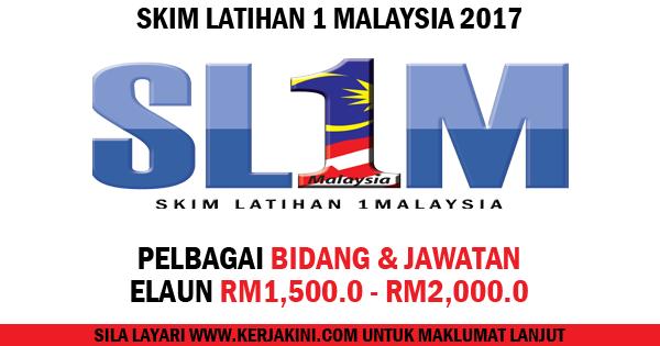 skim latihan 1 malaysia