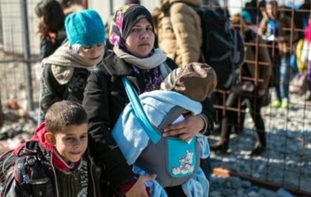 """Οι """"πρόσφυγες"""" παίρνουν απόφαση σταδιακά ότι θα ξεμείνουν στην Ελλάδα"""