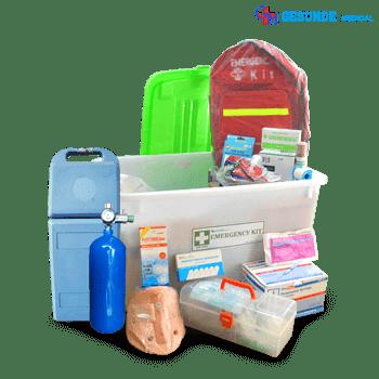 Emergency Kit | Alat Tanggap Darurat Paramedis Isi Lengkap