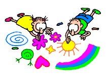Resultado de imagen de dibujos sobre la imaginacion de los niños