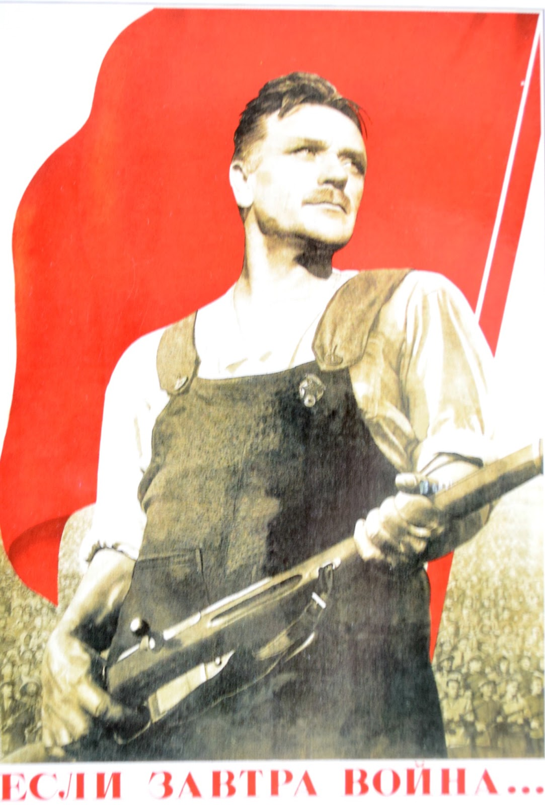 """If the war comes tomorrow"" 1938"