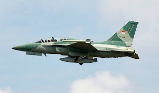 Pesawat Tempur T50i Golden Eagle