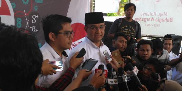 Anies Sindir Gubernur Tidak Tahu Biaya, Warganet Singgung Rp23 Triliun