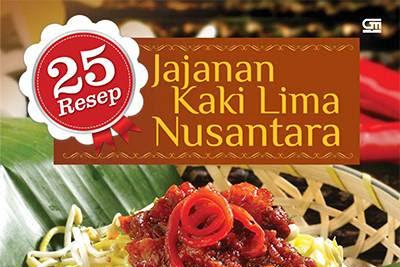 25 Resep Jajanan Kaki Lima Nusantara