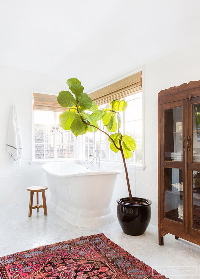Baños Decoracion Nordica:antes y después de un dormitorio con baño