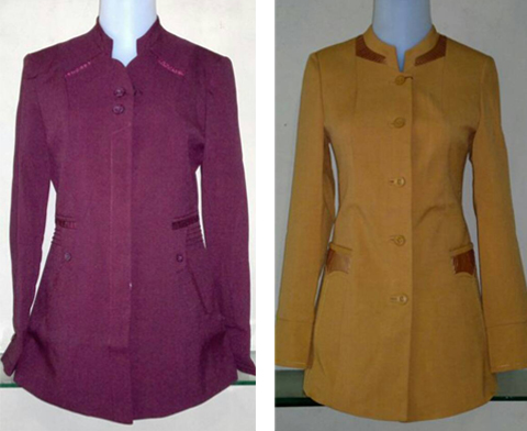 model baju seragam guru wanita