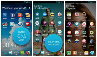 everythingme : Launcher Android Terbaik