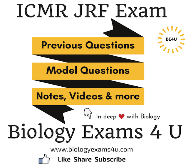 ICMR JRF 2017 Exam Pattern Model Questions and Previous Questions