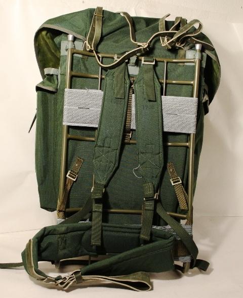 5c1daf3b98 Zobrazenie témy - Švédsky armádny batoh LK35