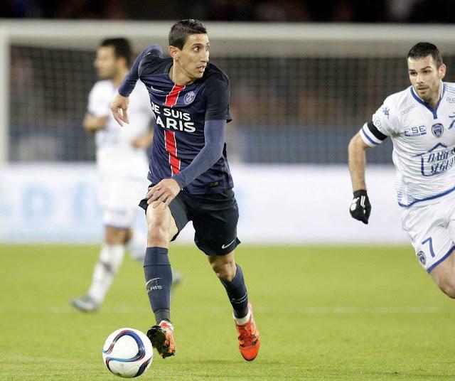 Angel Di Maria et les Parisiens débutent leur saison de Ligue 1 à Bastia