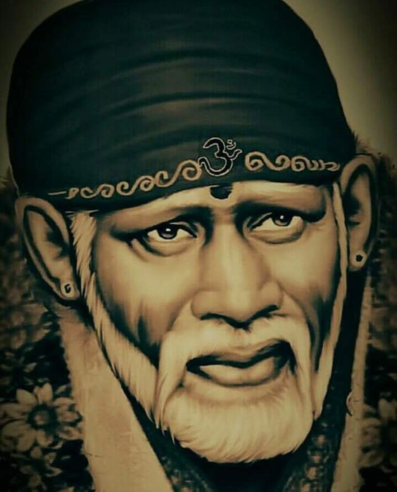 Sai Baba Images for Facebook