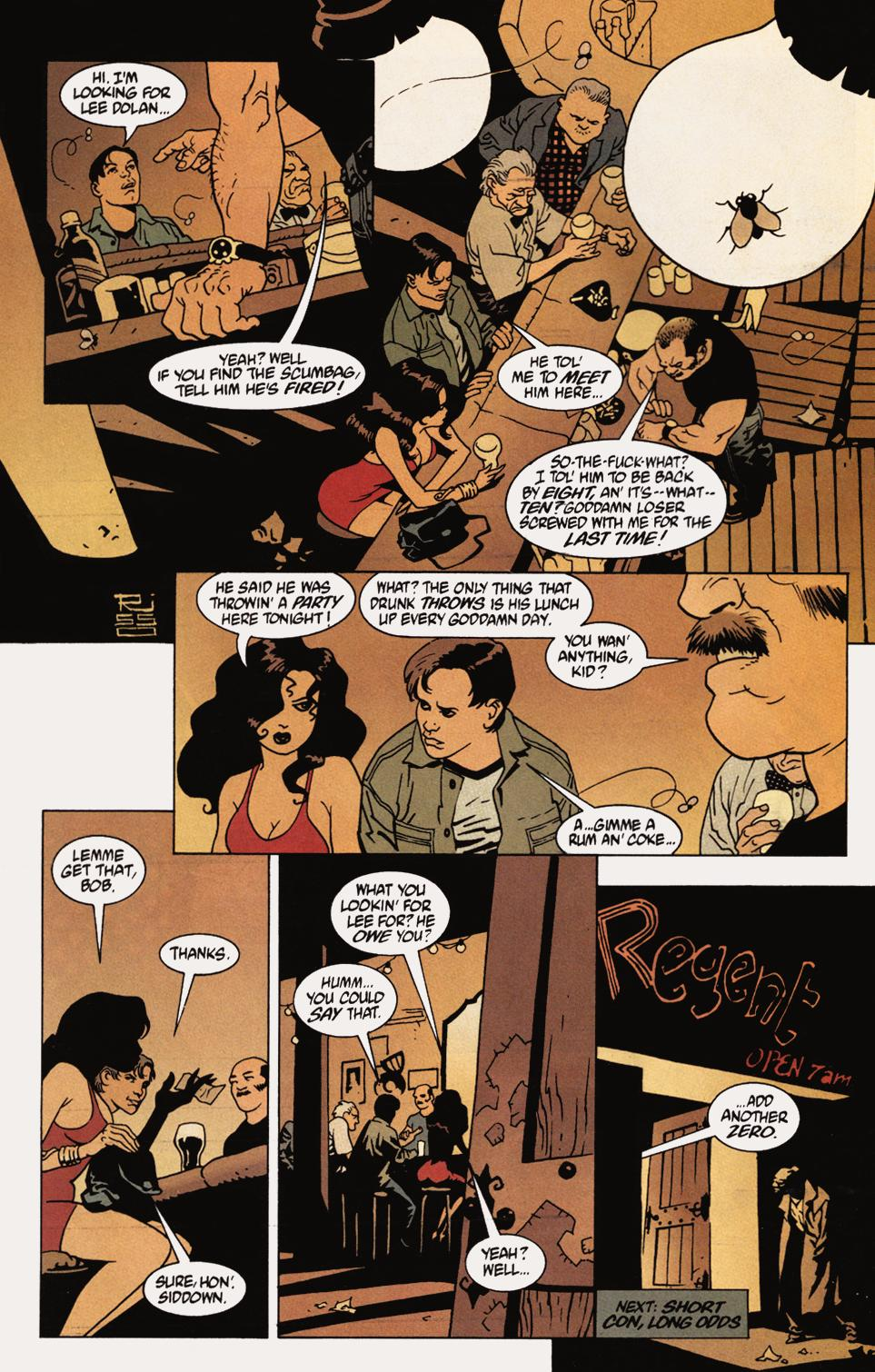 Read online 100 Bullets comic -  Issue #5 - 24