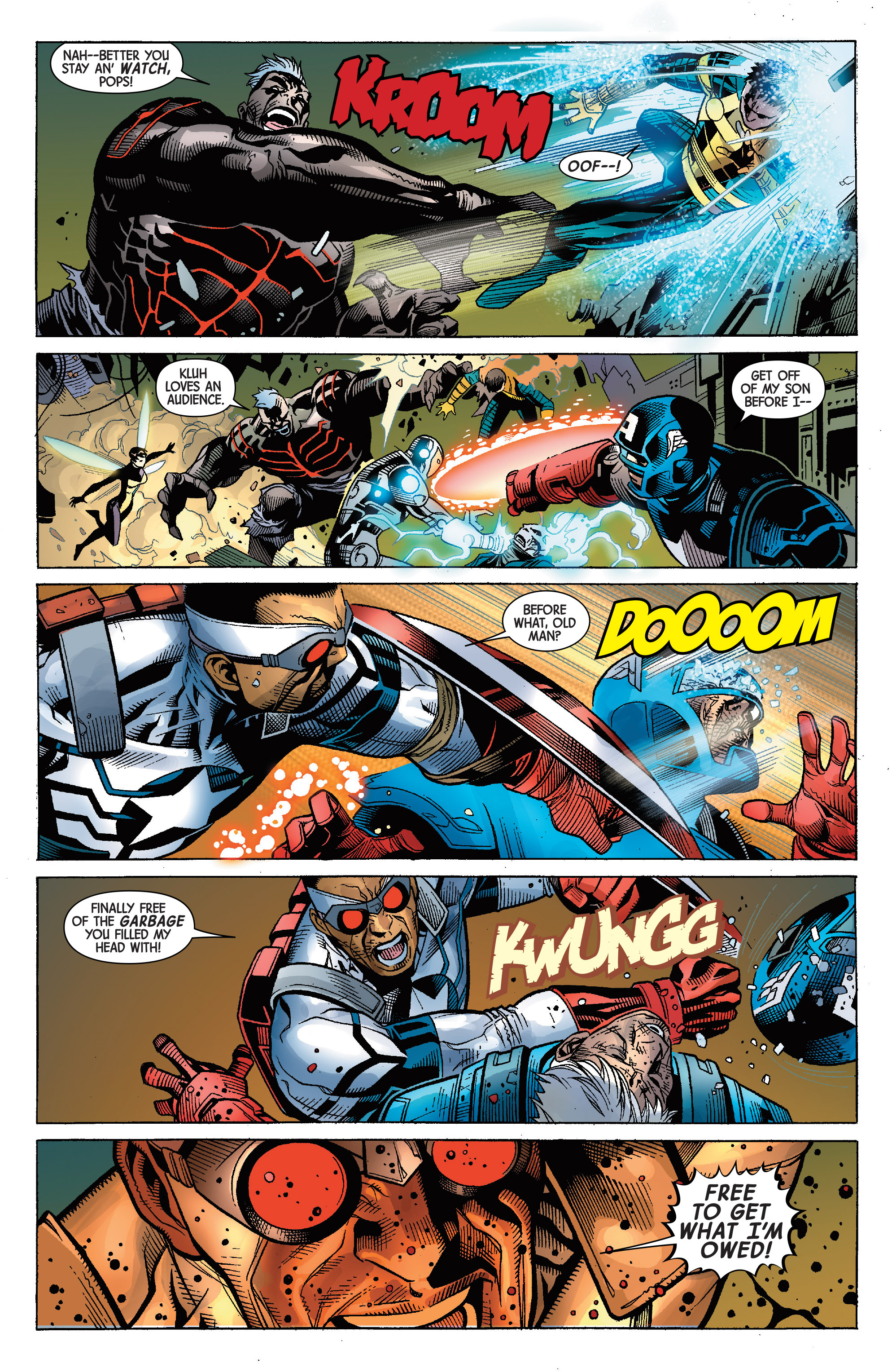 Read online Avengers & X-Men: AXIS comic -  Issue #9 - 22