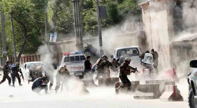 চেয়ারের নিচে বোমা, আফগান নির্বাচনী প্রার্থী নিহত