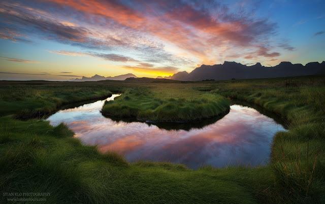 Green Pear Diaries, fotografía, paisajes, ártico, Stian Klo, Noruega