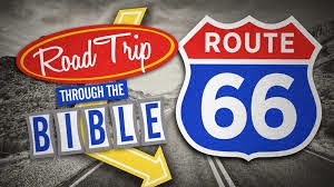 "ANVIL ""Route 66"" Through The Bible"