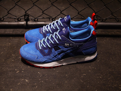 Asics Tiger, Mita Sneakers, Gel-Lyte V, Torico, Asics Tiger x Mita Gel-Lyte V, sneakers, Suits and Shirts, calzado, sportstyle, sportwear,
